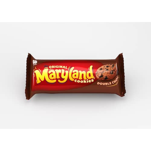Maryland Cookies Double Choc chip produktbilde