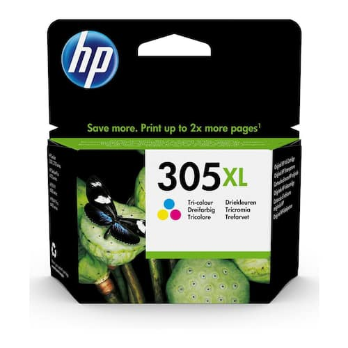 Blekk HP 305XL 3YM63AE Tri-color produktbilde
