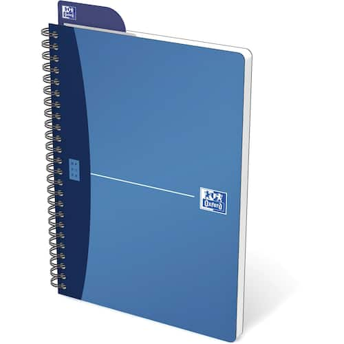 Notatbok OXFORD Urban A5 linjer ass frg produktbilde Secondary1 L