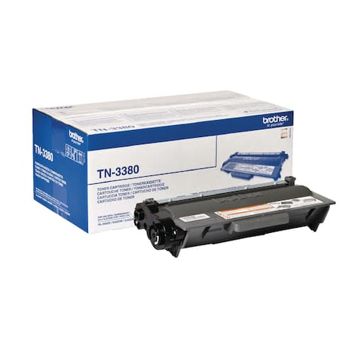 Toner BROTHER TN3380 8K sort produktbilde Secondary1 L