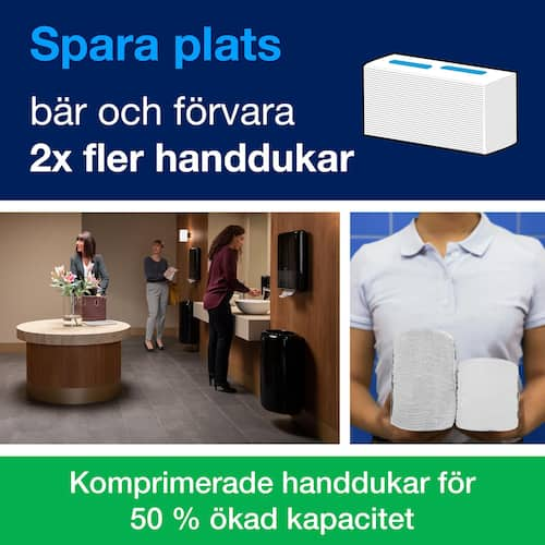 Dispenser TORK PeakServe® Mini H5 sort produktbilde Secondary7 L