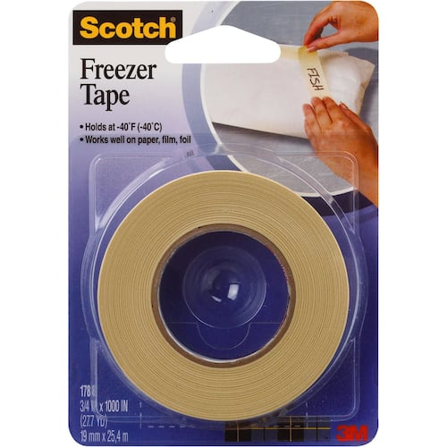 Frysetape SCOTCH FT1 19mmx25,4m produktbilde Secondary1 L