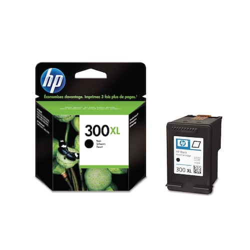 Blekk HP 300XL CC641EE sort produktbilde Secondary1 L