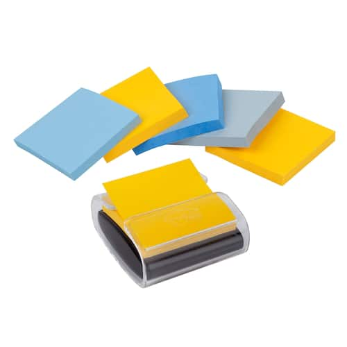 POST-IT SuperS Z-N 76x76mm New York (6) produktbilde Secondary1 L