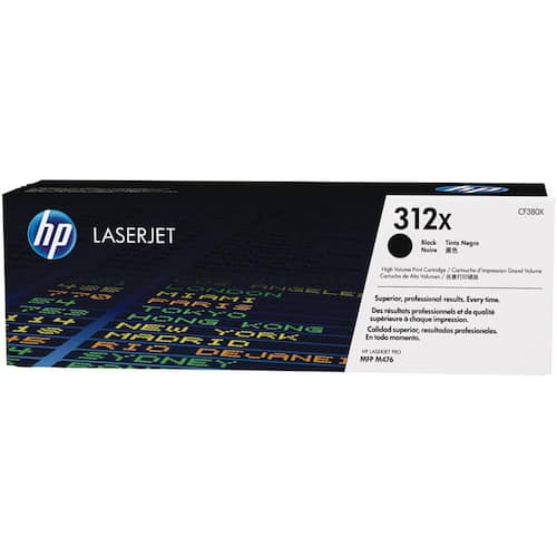 Toner HP CF380X 312X sort produktbilde Secondary2 L