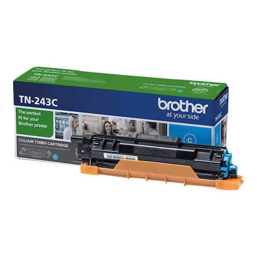 Toner BROTHER TN243C cyan produktbilde Secondary1 L