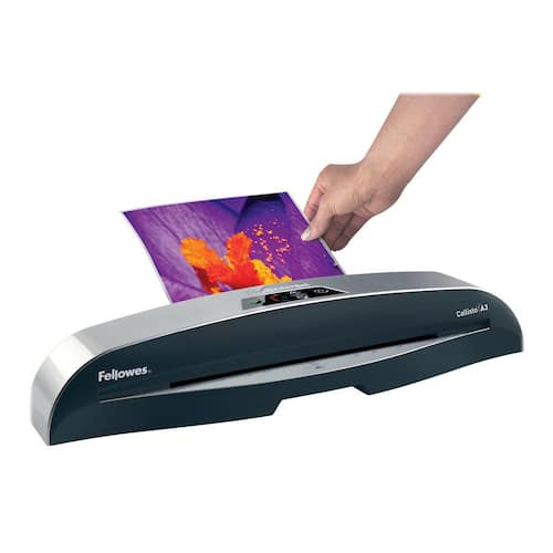 Lomme FELLOWES A3 glossy 80my (25) produktbilde Secondary2 L