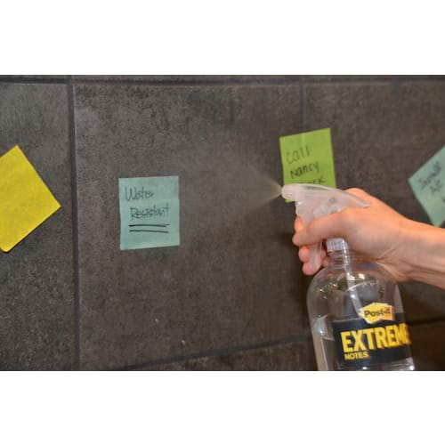 POST-IT Extreme Notes 114x171mm ass. (2) produktbilde Secondary11 L