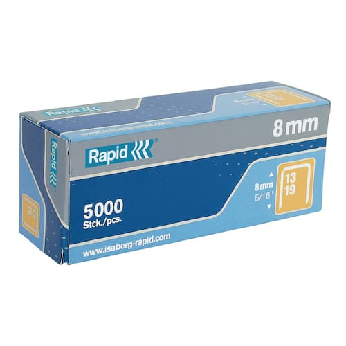Heftestift RAPID 13/8 (5000) produktbilde