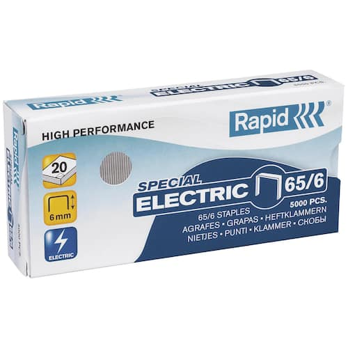 Heftestift RAPID Strong 65/6 (5000) produktbilde