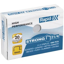 Heftestift RAPID Strong 21/4 (1000) produktbilde