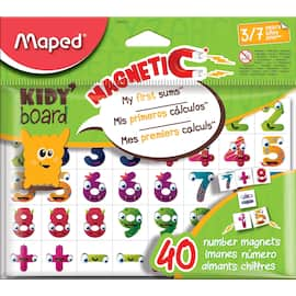 Magnet MAPED tall produktbilde