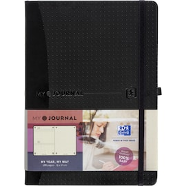 Skrivebok OXFORD dot journal 15x21 288s produktbilde