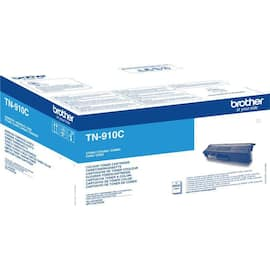 Toner BROTHER TN910C blå 9K produktbilde