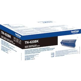 Toner BROTHER TN423BK sort 6.5K produktbilde