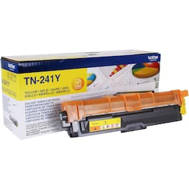 Toner BROTHER TN241Y 1.4K gul produktbilde