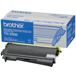 Toner BROTHER TN2000 2.5K sort produktbilde