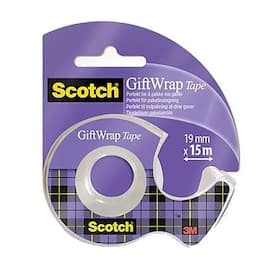 Tape SCOTCH Gift Wrap 19mmx15m produktbilde