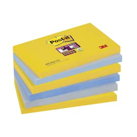 POST-IT SuperS 76x127mm New York (6) produktbilde