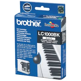 Blekk BROTHER LC1000BK sort produktbilde