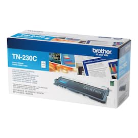 Toner BROTHER TN230C 1.4K blå produktbilde