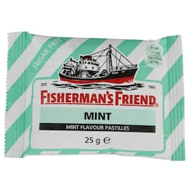 Pastiller Fisherman s Friend Mint Stripe produktbilde