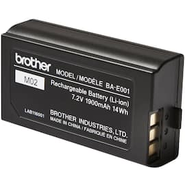 Batteri BROTHER Li-ion oppladbar BA-E001 produktbilde