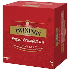 Te TWININGS English Breakfast (100) produktbilde