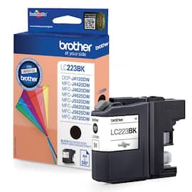Blekk BROTHER LC223BK sort produktbilde