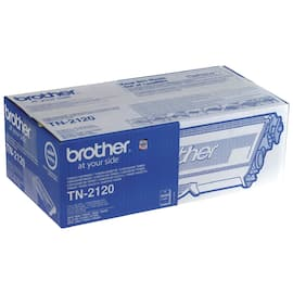 Toner BROTHER TN2120 2.6K sort produktbilde