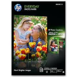 Fotopapir HP Q5451A Everyday SG A4 (25) produktbilde