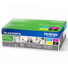 Toner BROTHER TN243CMYK value pack produktbilde