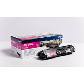 Toner BROTHER TN900M magenta 6K produktbilde