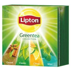 Grønn Te LIPTON Collection(40) produktbilde