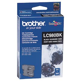 Blekk BROTHER LC980BK sort produktbilde