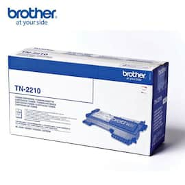 Toner BROTHER TN2210 1.2K sort produktbilde