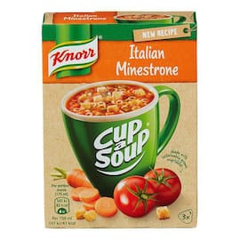 Cup a Soup KNORR Minestrone produktbilde