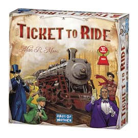 Spill Ticket to ride USA produktbilde