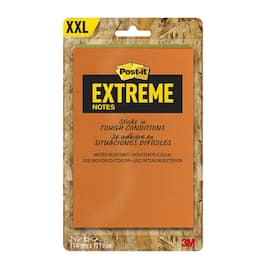 POST-IT Extreme Notes 114x171mm ass. (2) produktbilde