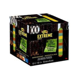 POST-IT Extreme Std Notes 76x76mm (12) produktbilde