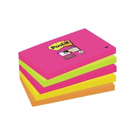 POST-IT SuperS 76x127mm 655-SN CapeTown produktbilde