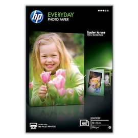 Fotopapir HP Everyday 10x15cm gloss(100) produktbilde