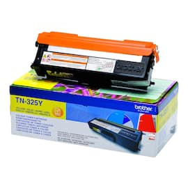 Toner BROTHER TN325Y 3.5K gul produktbilde