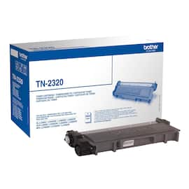 Toner BROTHER TN2320 2,6K sort produktbilde