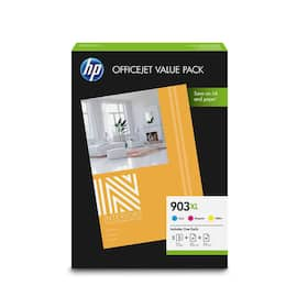 Blekk HP 903XL Value pack CMY (3) produktbilde